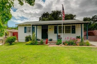 1110 Mariposa Drive, Santa Paula, CA 93060 - MLS#: 218006359