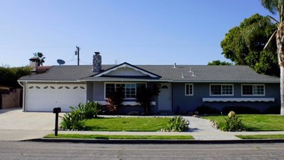 3907 Russ Court, Simi Valley, CA 93063 - MLS#: 218006378