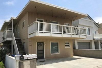 3316 Ocean Drive, Oxnard, CA 93035 - MLS#: 218006388