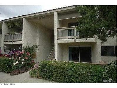 4720 Park Granada UNIT 210, Calabasas, CA 91302 - MLS#: 218006450