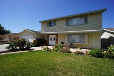 1629 Dunnigan Street, Camarillo, CA 93010 - MLS#: 218006500