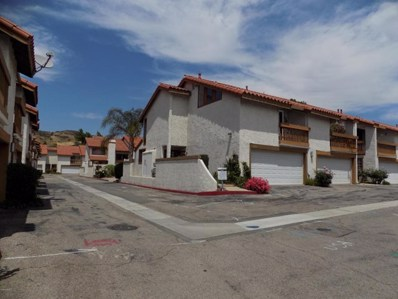 20971 Judah Lane UNIT 34, Newhall, CA 91321 - MLS#: 218006549