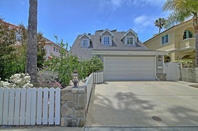 2931 Seahorse Avenue, Ventura, CA 93001 - MLS#: 218006570