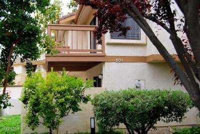 501 El Azul Circle, Oak Park, CA 91377 - MLS#: 218006581