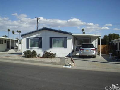 73245 Quivera Street, Thousand Palms, CA 92276 - MLS#: 218006590DA