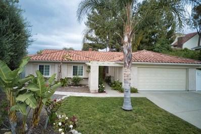 200 Lynn Oaks Avenue, Newbury Park, CA 91320 - MLS#: 218006694