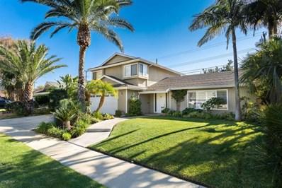 1864 Dorrit Street, Newbury Park, CA 91320 - MLS#: 218006715