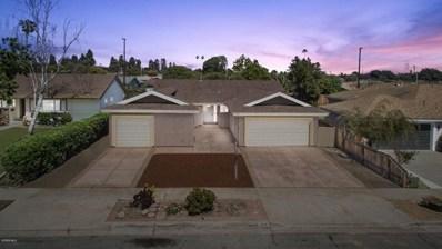 1354 Finch Avenue, Ventura, CA 93003 - MLS#: 218006817
