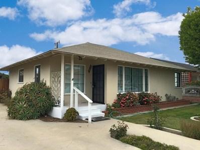 265 Hemlock Street, Oxnard, CA 93033 - MLS#: 218006855