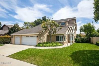 688 Wildcreek Circle, Thousand Oaks, CA 91360 - MLS#: 218006860