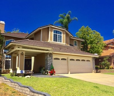 540 Hillsborough Way, Corona, CA 92879 - #: 218006916
