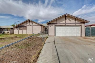 82118 Mountain View Avenue, Indio, CA 92201 - MLS#: 218006968DA