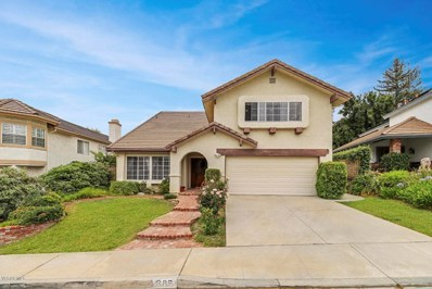 385 Tranquil Lane, Oak Park, CA 91377 - MLS#: 218007058