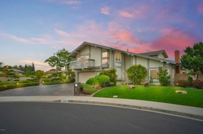 2260 Calaveras Drive, Camarillo, CA 93010 - MLS#: 218007105
