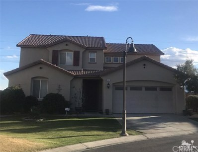 84593 Strada Way, Indio, CA 92203 - MLS#: 218007118DA