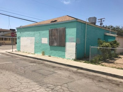 337 1st Street, Oxnard, CA 93030 - MLS#: 218007152