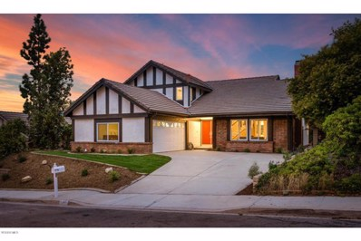 366 Mooncrest Court, Newbury Park, CA 91320 - MLS#: 218007158
