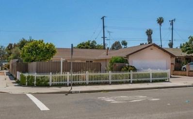 1493 Arrowhead Avenue, Ventura, CA 93004 - MLS#: 218007174