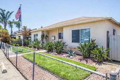 1533 Cypress Street, Oxnard, CA 93030 - MLS#: 218007190