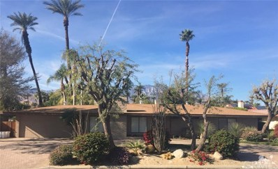 37081 Palmdale Road, Rancho Mirage, CA 92270 - MLS#: 218007238DA