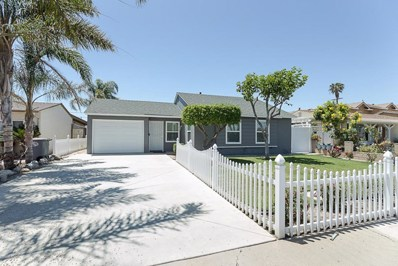 1431 Valley Park Drive, Oxnard, CA 93033 - MLS#: 218007243