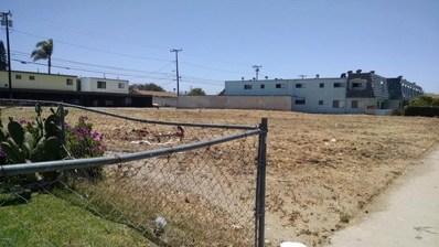 G (Lot 1) Street, Oxnard, CA 93030 - MLS#: 218007314