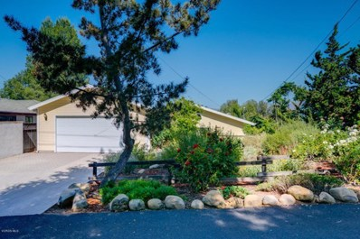 85 Apricot Street, Oak View, CA 93022 - MLS#: 218007365
