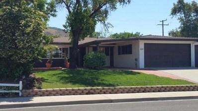 608 Elkins Lane, Fillmore, CA 93015 - MLS#: 218007393