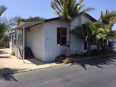 1853 Ives Avenue UNIT 59, Oxnard, CA 93033 - MLS#: 218007406