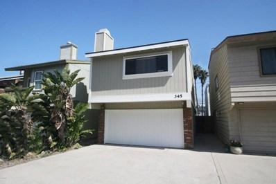 345 Rossmore Drive, Oxnard, CA 93035 - MLS#: 218007472