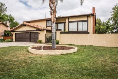 562 Pinecliff Place, Simi Valley, CA 93065 - MLS#: 218007576