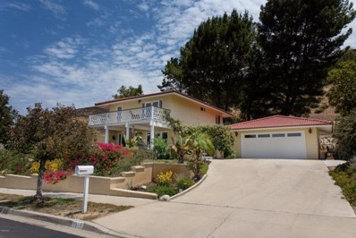 1314 Lamont Avenue, Thousand Oaks, CA 91362 - MLS#: 218007602