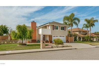 2750 Via Corza, Camarillo, CA 93010 - MLS#: 218007608