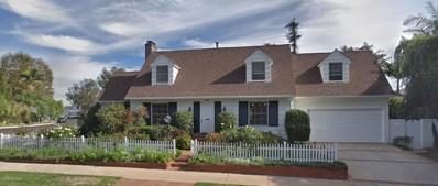442 Alma Real Drive, Pacific Palisades, CA 90272 - MLS#: 218007613