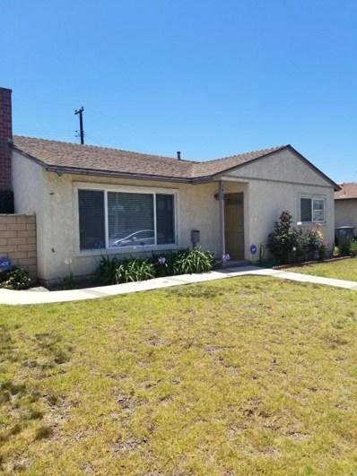 1410 Iris Street, Oxnard, CA 93033 - MLS#: 218007633