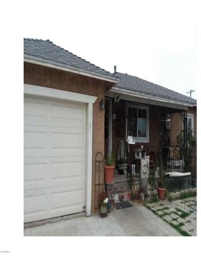 1813 D Street, Oxnard, CA 93033 - MLS#: 218007641