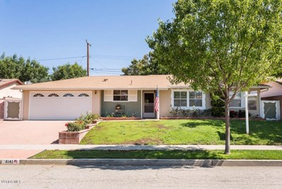4141 Florence Street, Simi Valley, CA 93063 - MLS#: 218007671