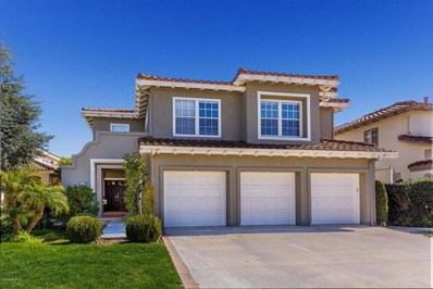 534 Hawks Bill Place, Simi Valley, CA 93065 - MLS#: 218007749
