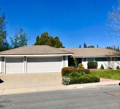 361 Ramble Ridge Drive, Thousand Oaks, CA 91360 - MLS#: 218007816