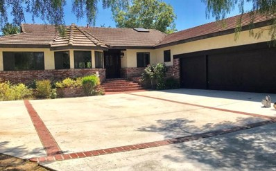1314 Rancho Lane, Thousand Oaks, CA 91362 - MLS#: 218007817