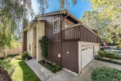 2601 Los Arcos Circle, Thousand Oaks, CA 91360 - MLS#: 218007828