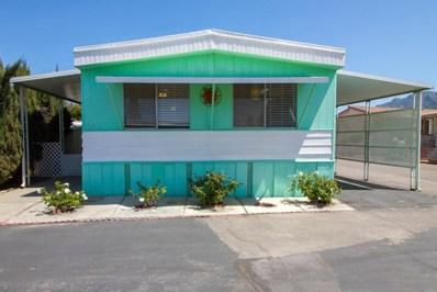 720 Santa Maria Street UNIT 58, Santa Paula, CA 93060 - MLS#: 218007862