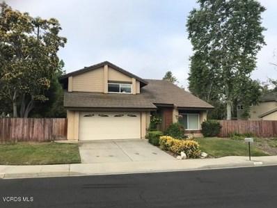 612 Azalea Street, Thousand Oaks, CA 91360 - MLS#: 218007872