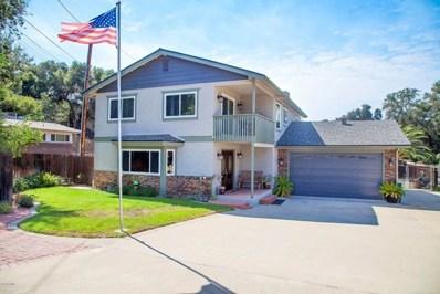 84 Portal Street, Oak View, CA 93022 - MLS#: 218007884