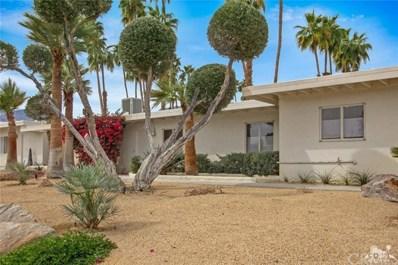 1881 Araby Drive UNIT 1, Palm Springs, CA 92264 - MLS#: 218007926DA