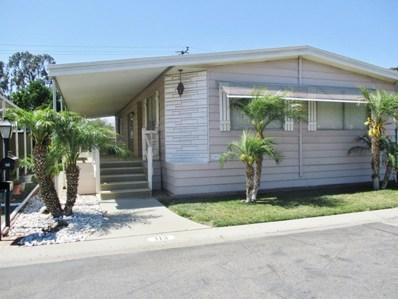 500 Santa Maria Street UNIT #113, Santa Paula, CA 93060 - MLS#: 218007948