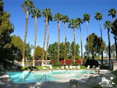 2812 Auburn Court UNIT F-102, Palm Springs, CA 92262 - MLS#: 218007952DA