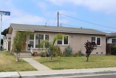 215 Ashton Street, Oxnard, CA 93033 - MLS#: 218007953