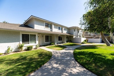3496 Highwood Court UNIT 93, Simi Valley, CA 93063 - MLS#: 218008022