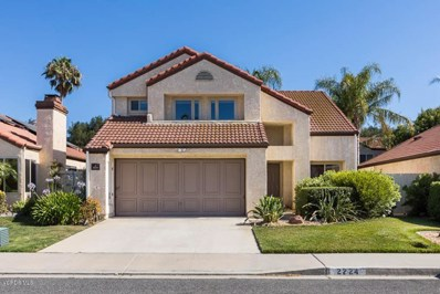 2224 Oakdale Circle, Simi Valley, CA 93063 - MLS#: 218008027
